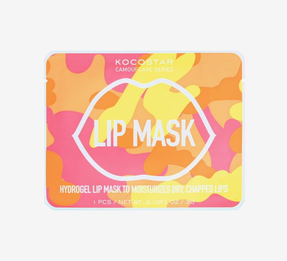 Camouflage Lip Mask