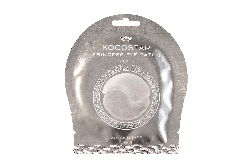 Princess Eye Patch Silver 1pair