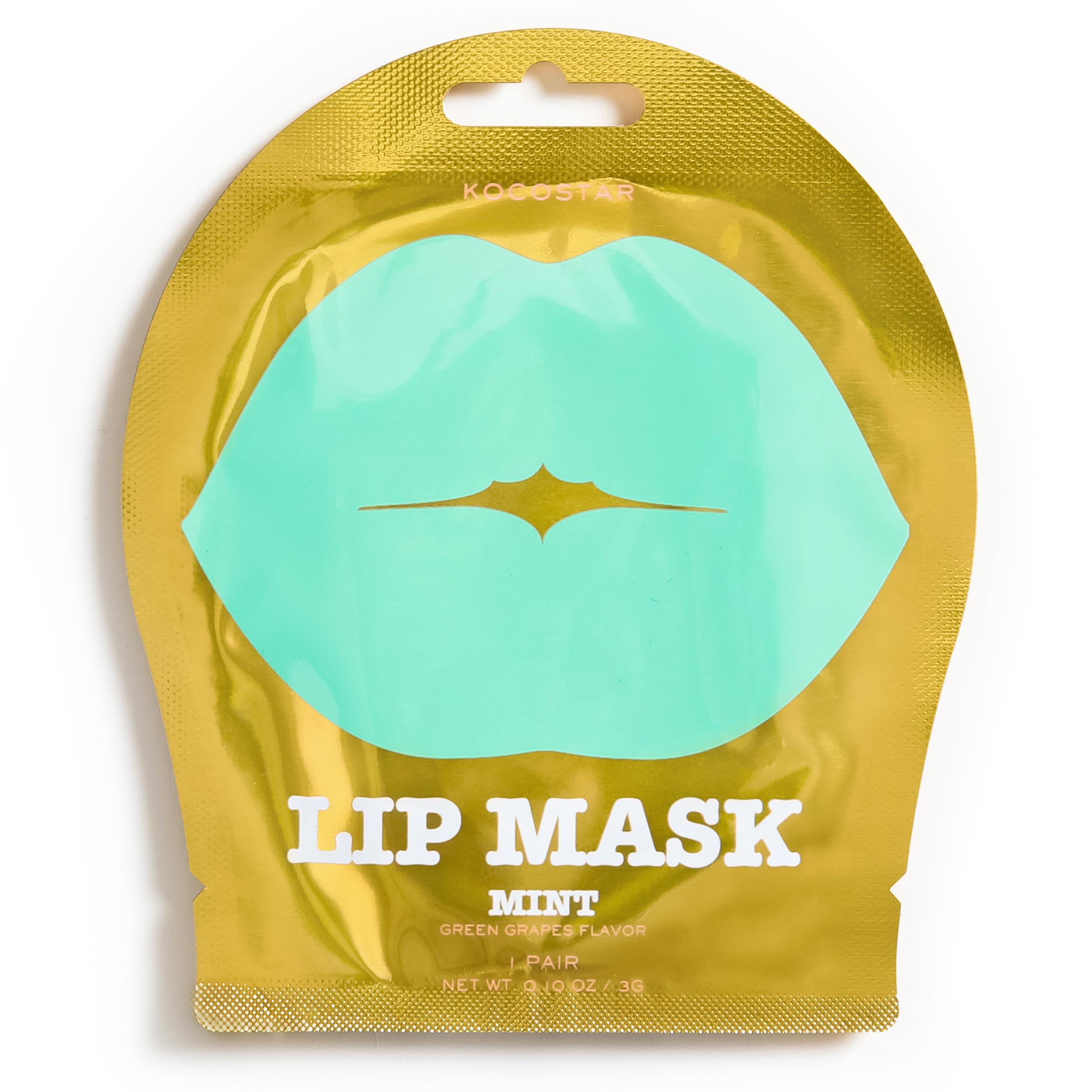 Lip mask Mint Grape 1pcs