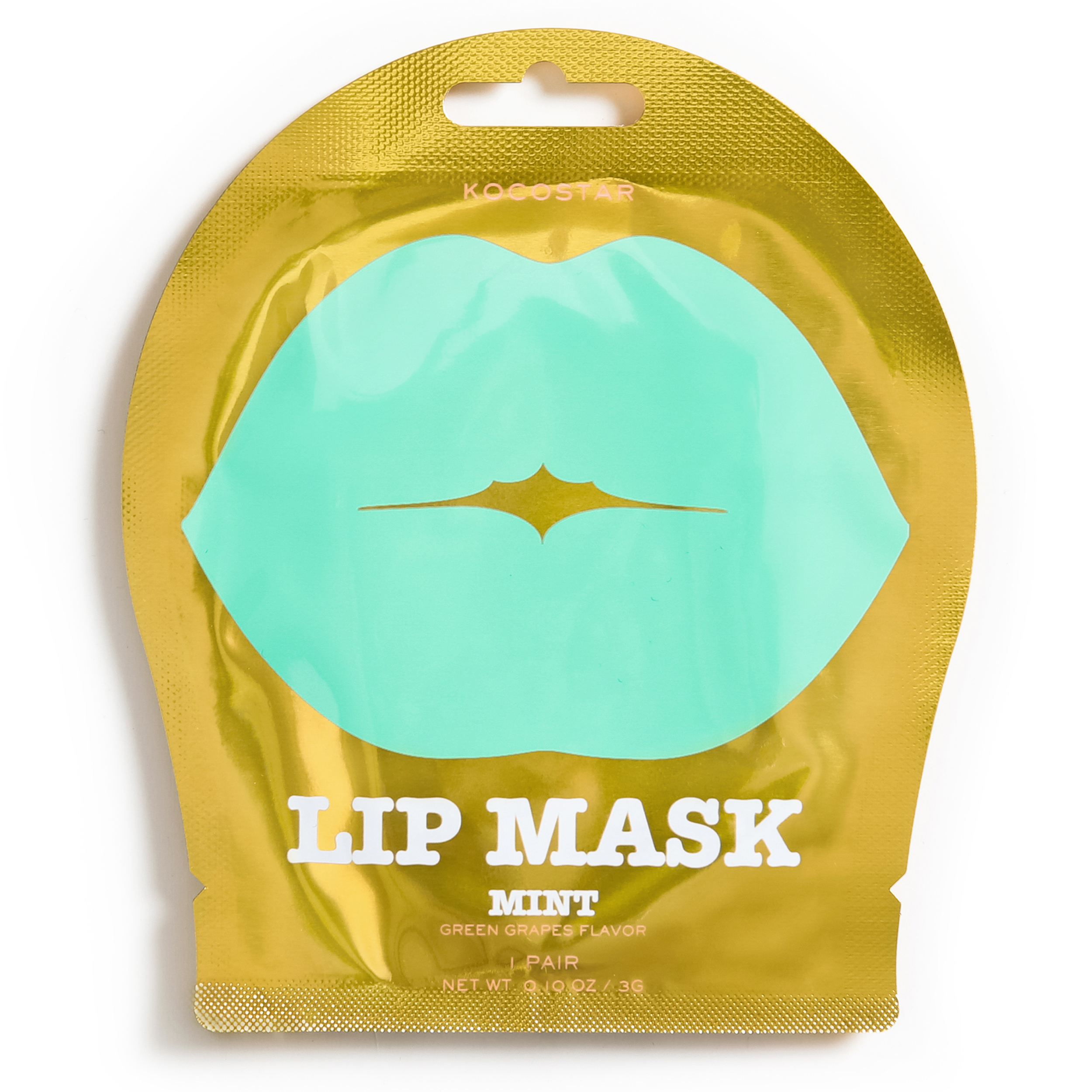 Lip mask Mint Grape 1 pcs