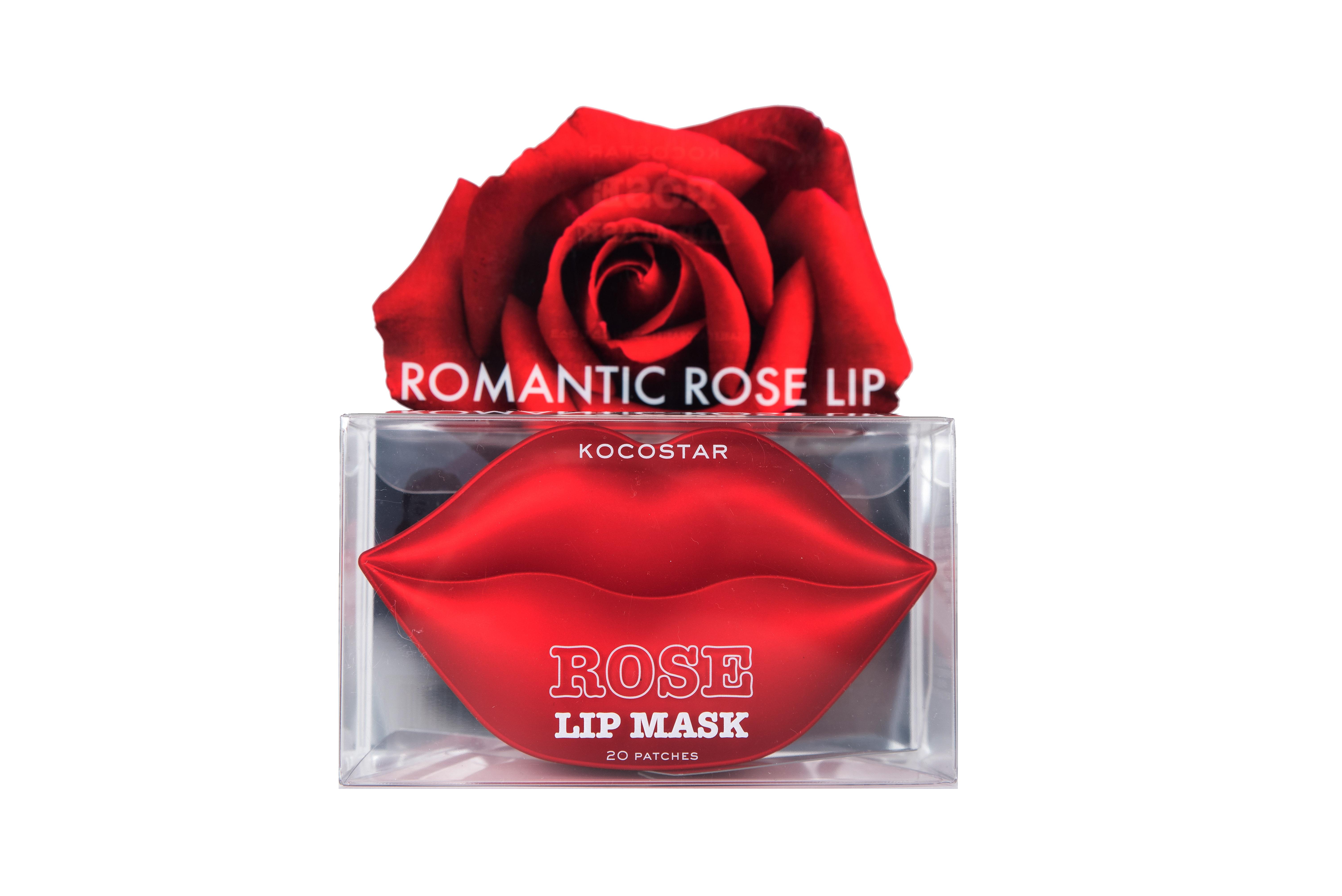 Lip Mask Romantic Ros