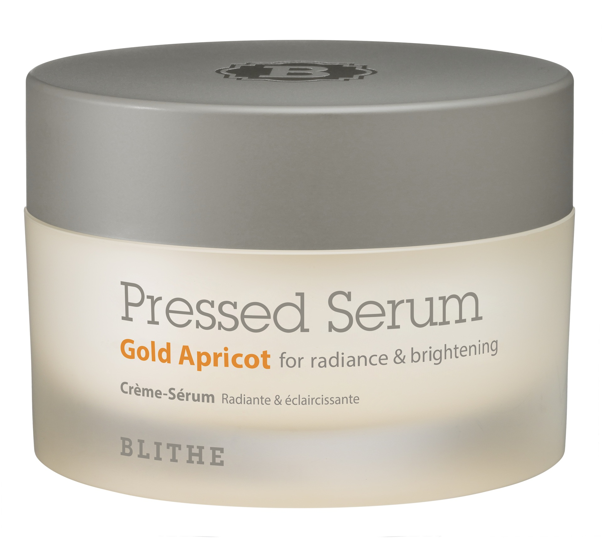Gold Apricot Pressed Serum