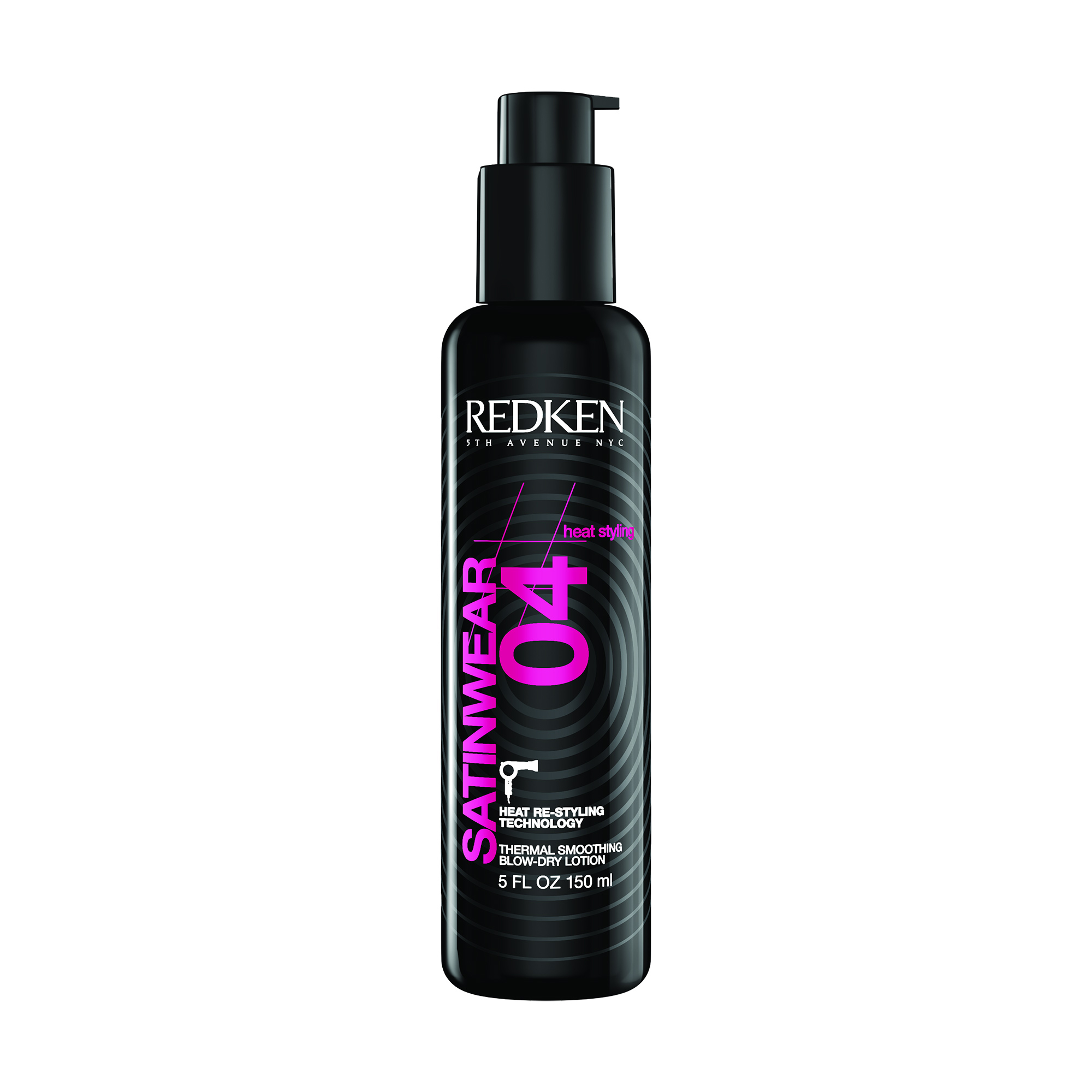 Styling Heat Styling Satin Wear 04 150 ml