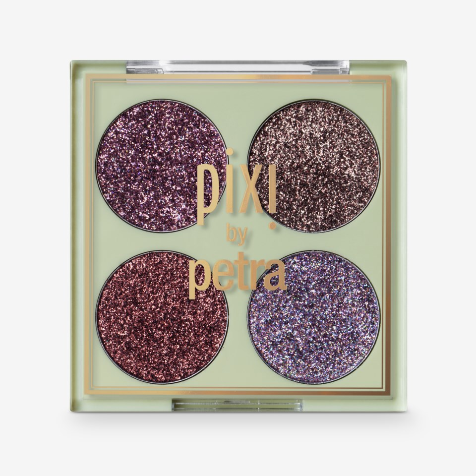 Glitter-y Eye Quad Eyecolor Kit RoseBronze