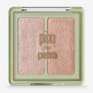 Glow-y Gossamer Duo Highlighter Delicate Dew