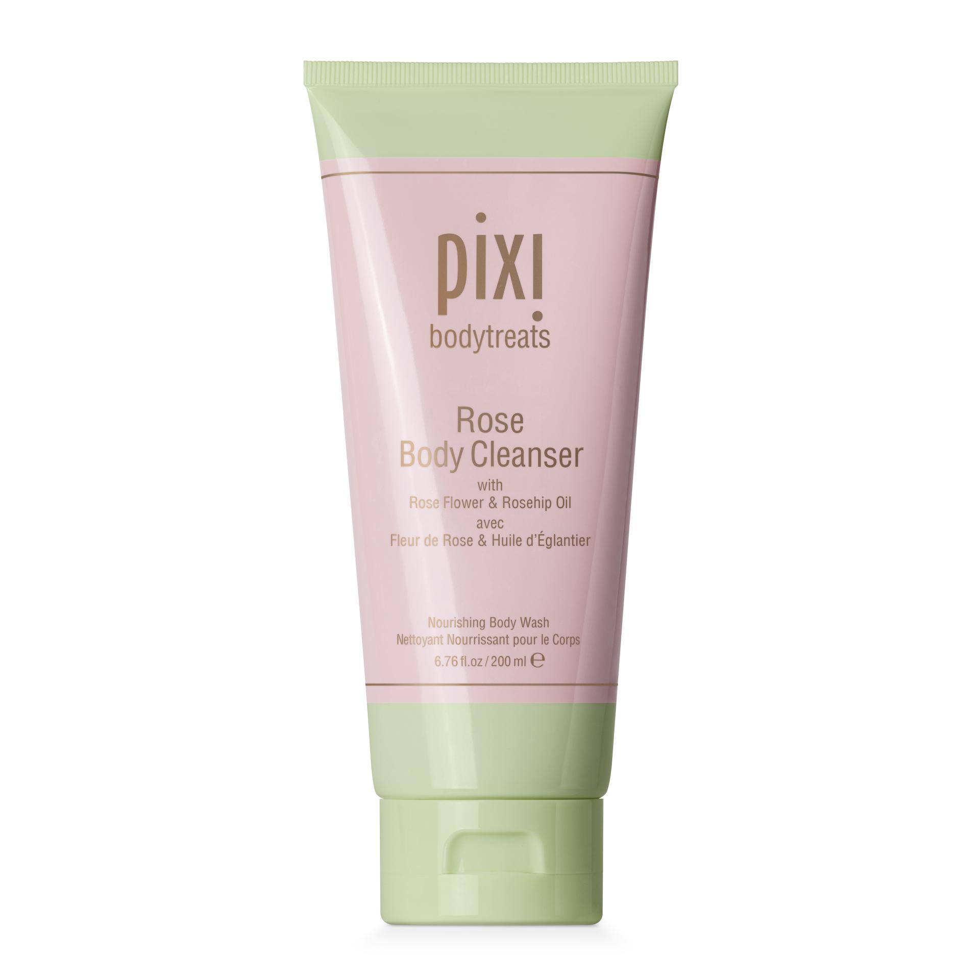 Rose Body Cleanser Shower Gel