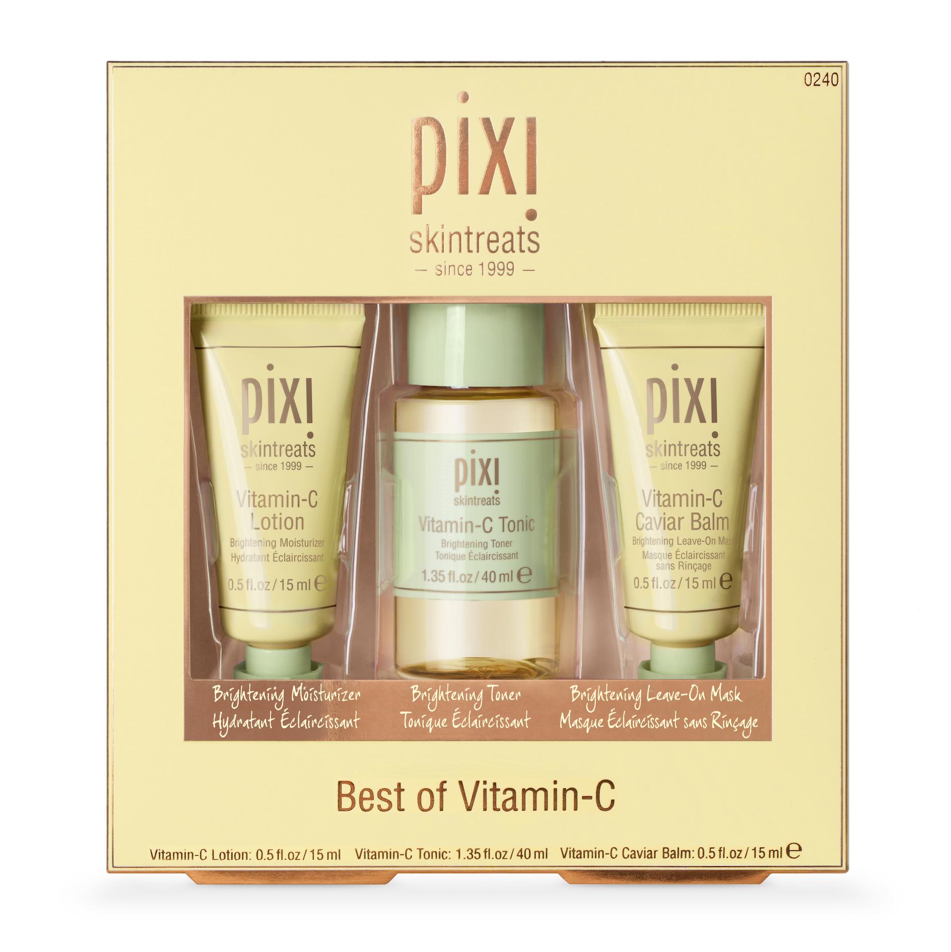 Best Of Vitamin-C Face Kit 15ml
