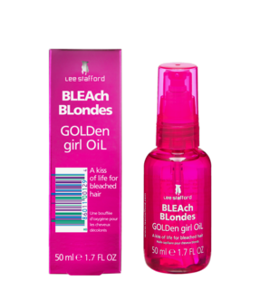 Bleach Blonde Golden Girl Oil