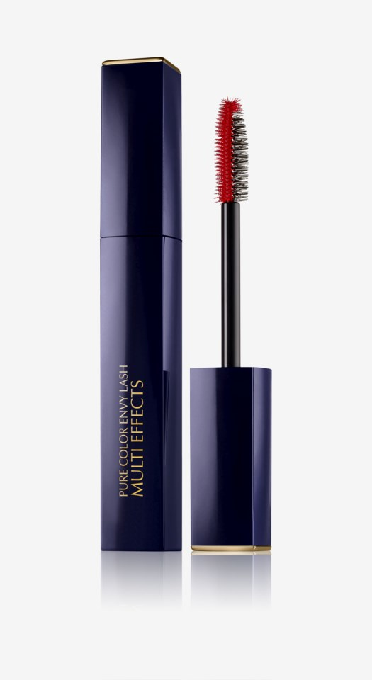 Pure Color Envy Lash Multi Effects Mascara 01 Black