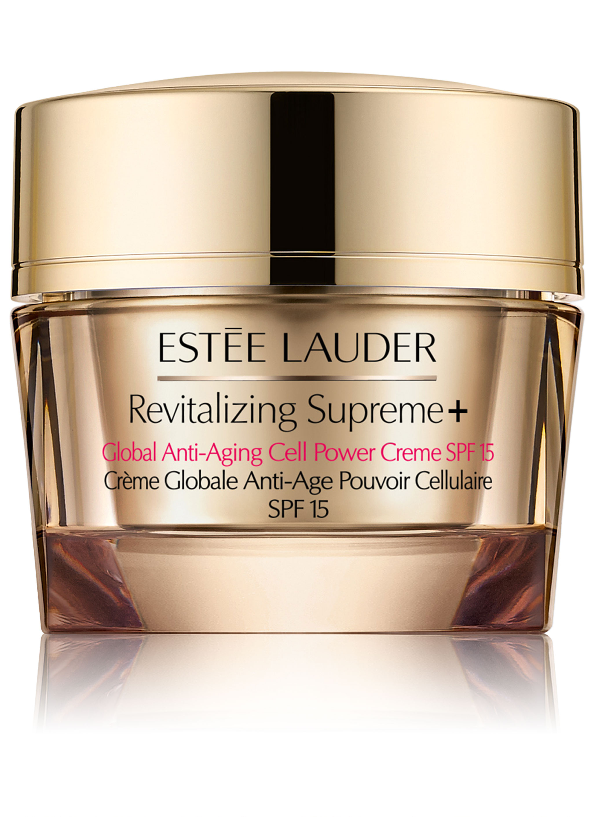 Revitalizing Supreme+ Global Anti-Aging Cell Power Creme SPF 15 50ml