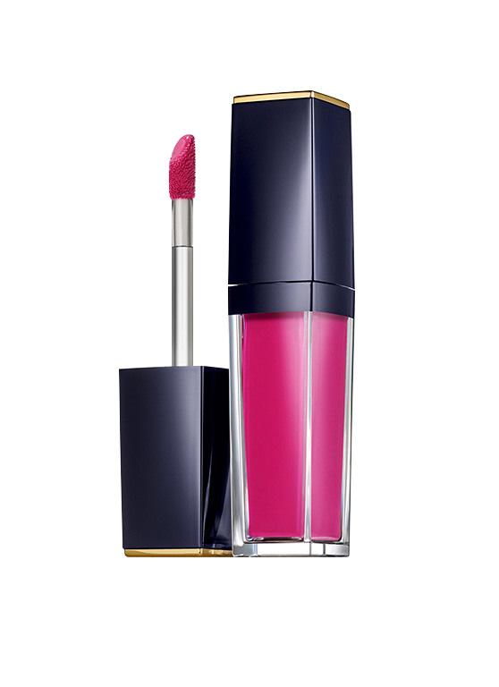 Pure Color Envy Liquid Lip Color Vinyl Lipstick 406 Liquid Desire