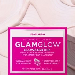 Glowstarter Mega Illuminating Moisturizer 01 Pear Glow