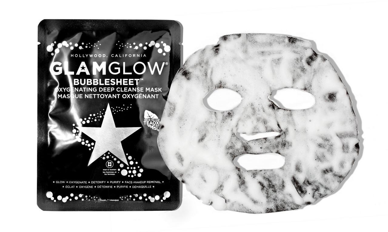 Bubble Sheet Mask Facial Mask