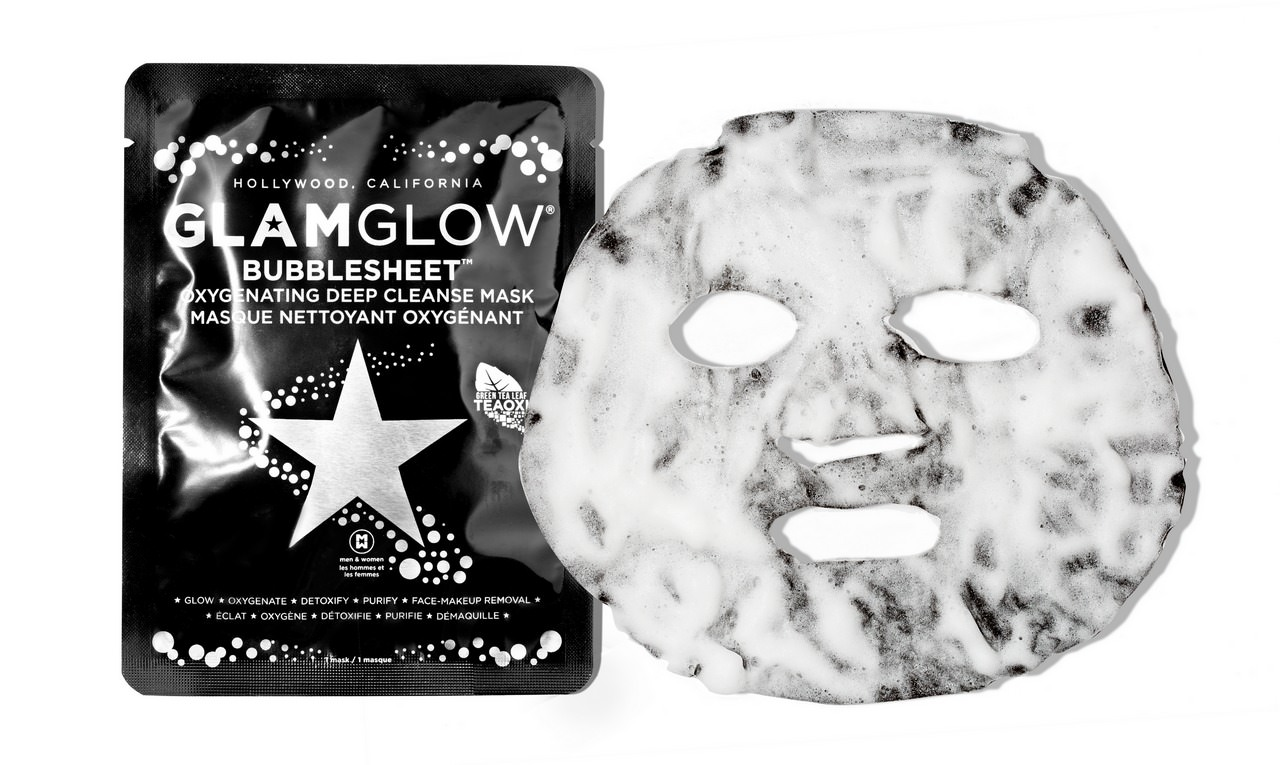 Bubblesheet Facial Masks