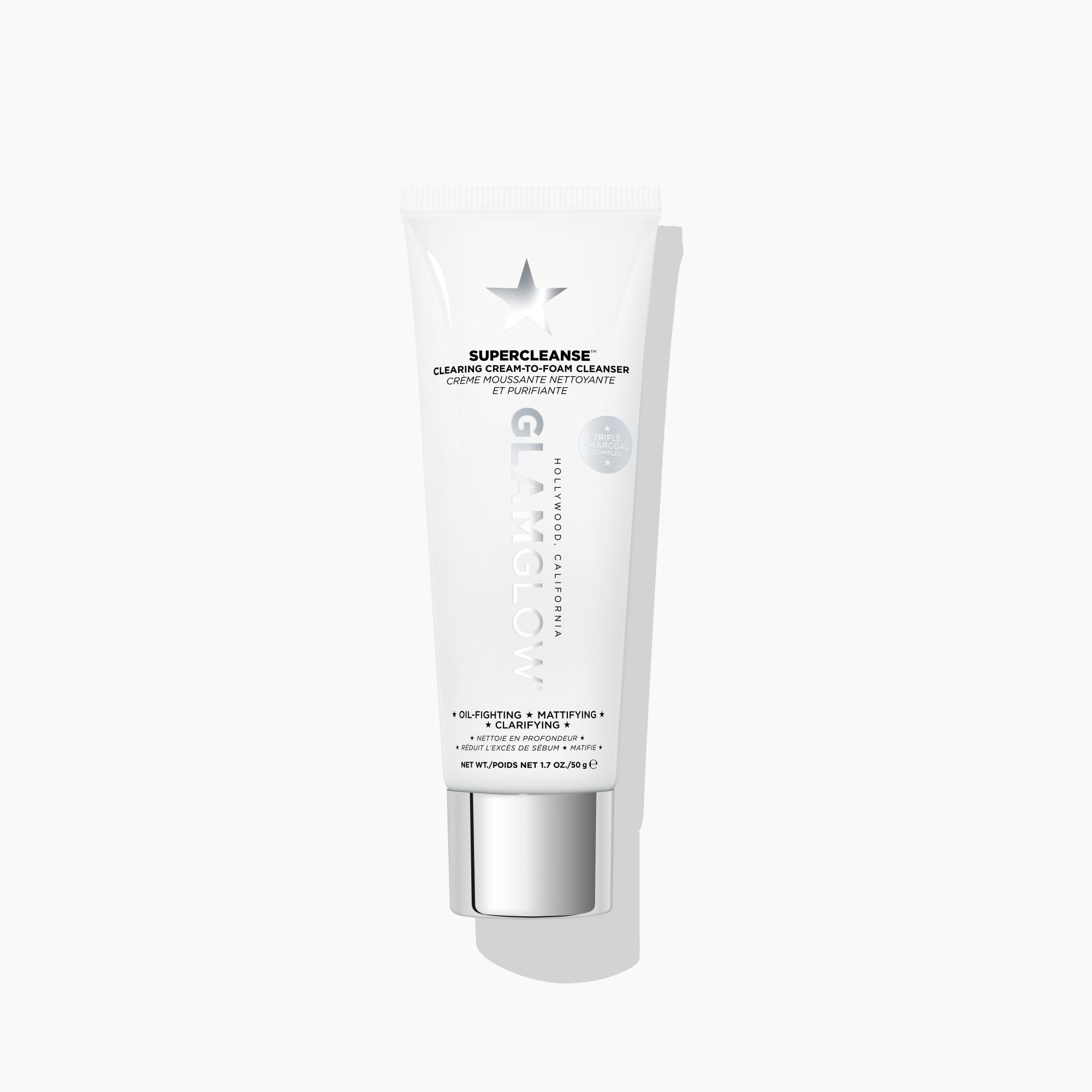 Supercleanse Clearing Cream-To-Foam Gel 50ml