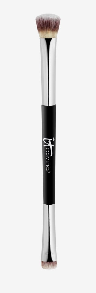 Heavenly Skin™ Dual No-Tug Dual Eyeshadow Brush #5