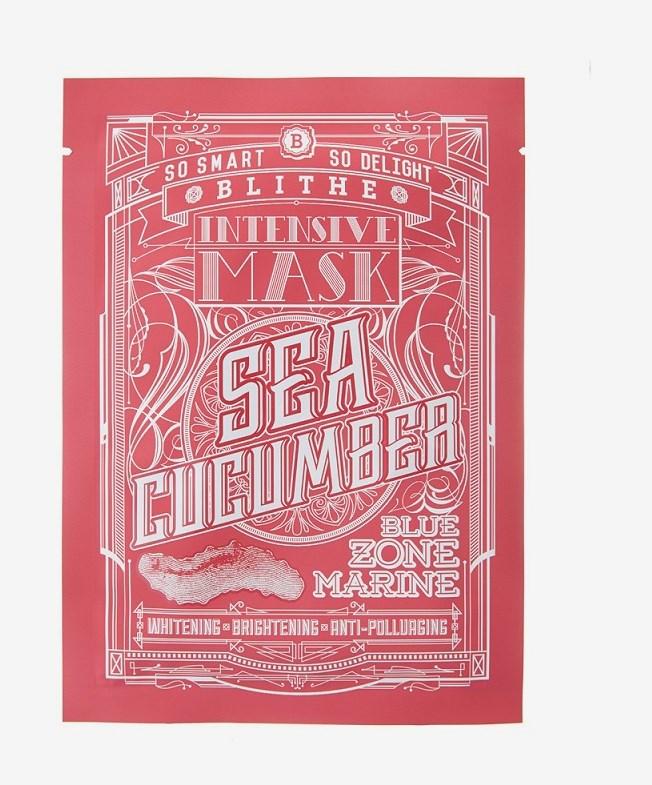 Blue Zone Marine Intensive Mask Sea Cucumber Facial Mask