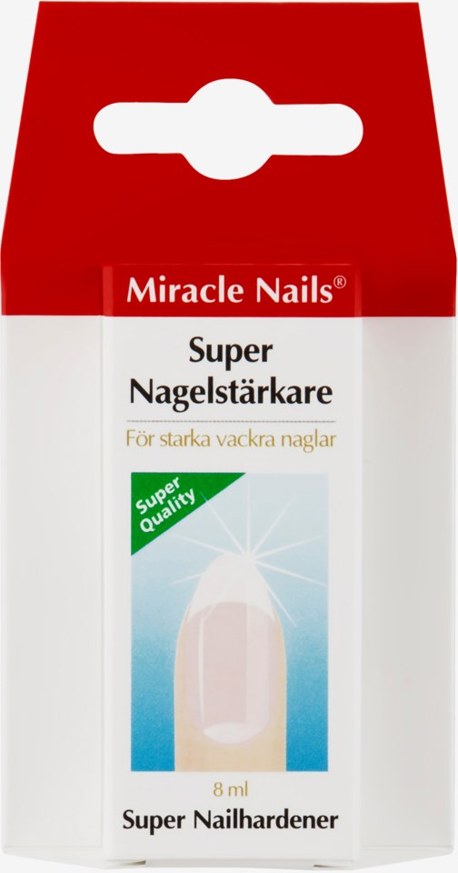 Miracle Nails Supernagelstärkare 8 ml