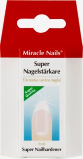 Miracle Nails Supernagelstärkare