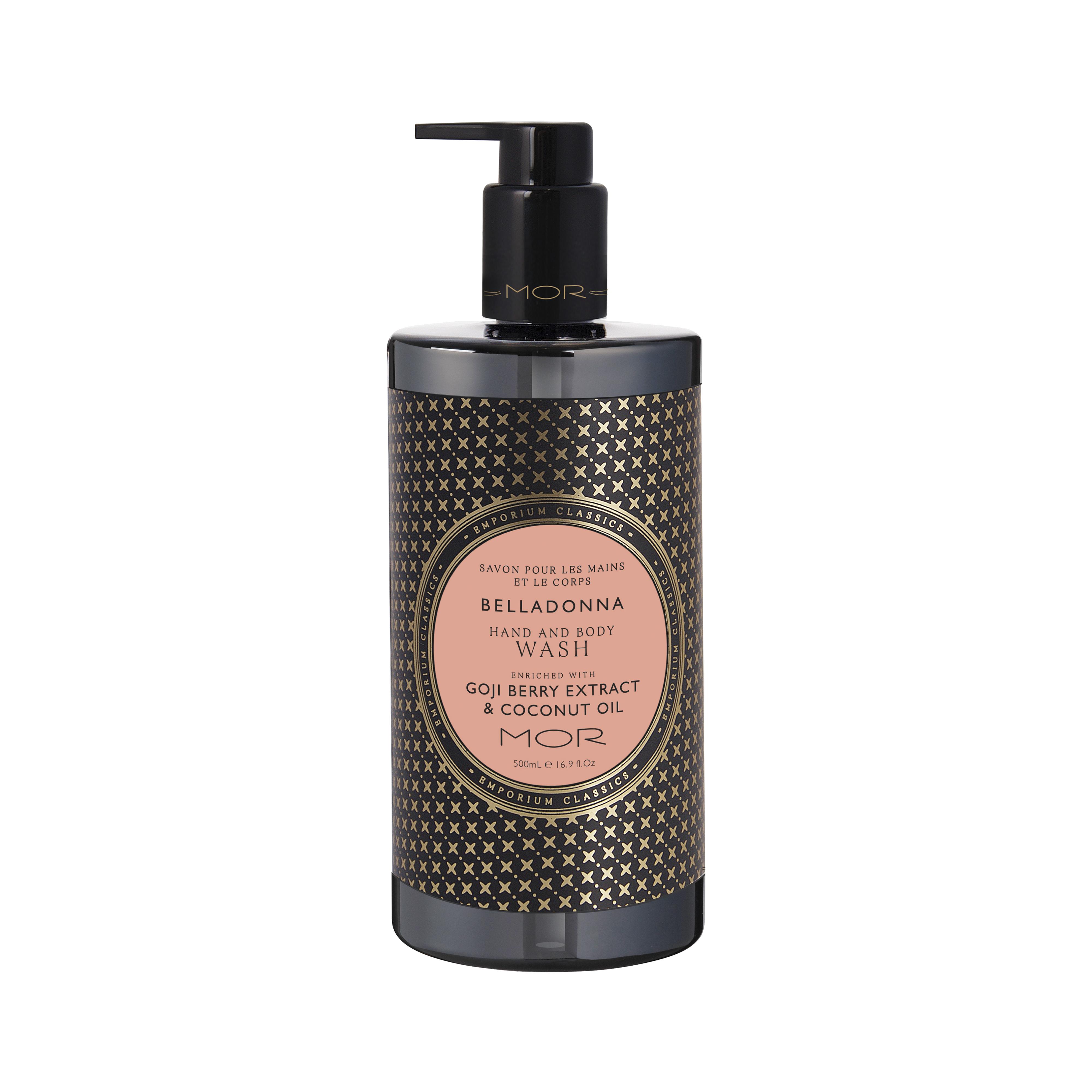 Belladonna Emporium Hand & Body Wash