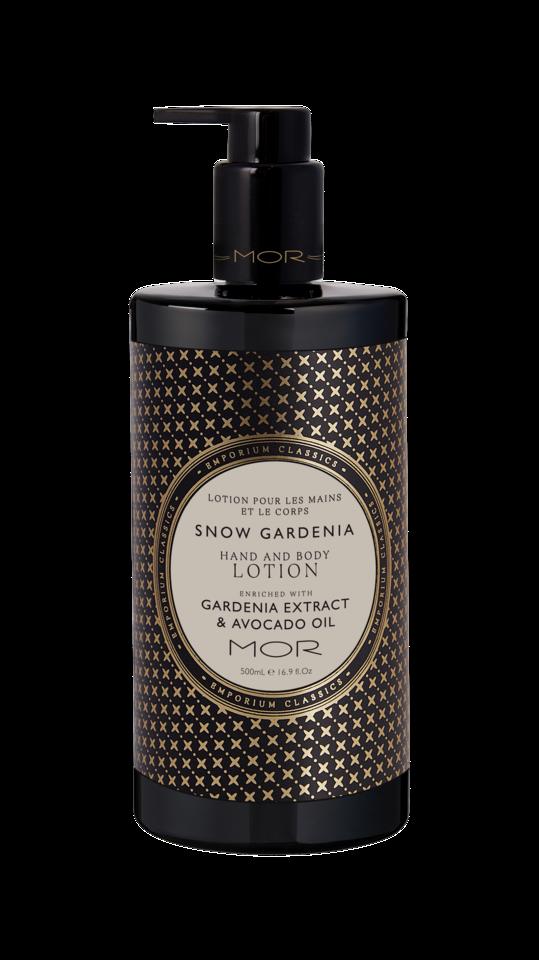 Emporium Classics Snow Gardenia Hand & Body Lotion 500ml