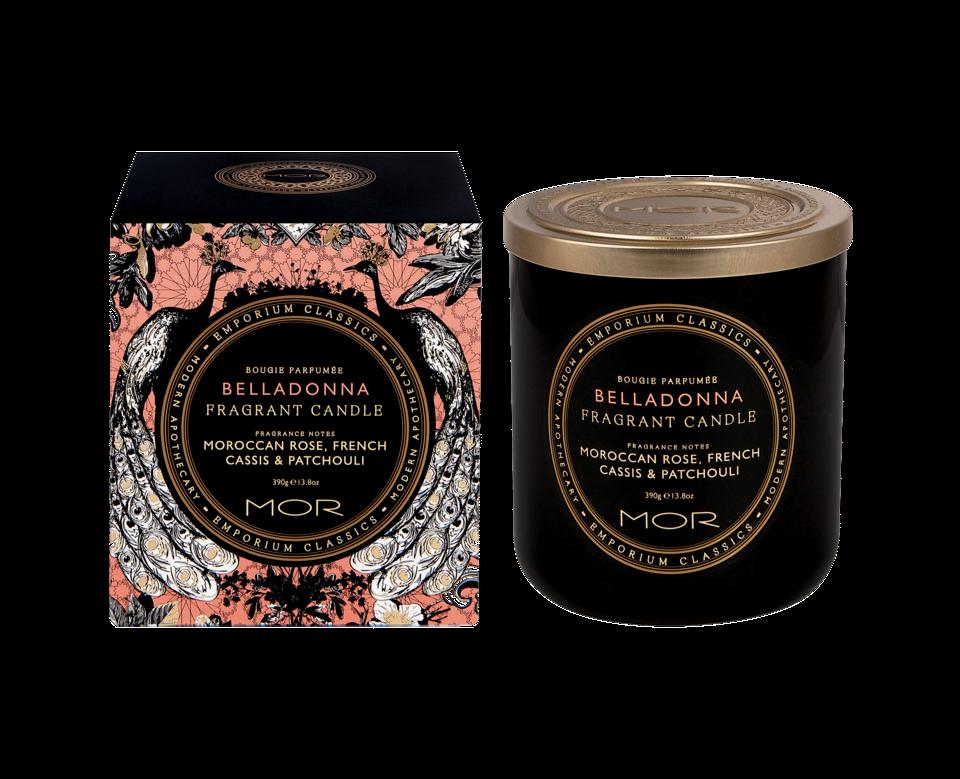 Emporium Classics Belladonna Scented Candle 390g