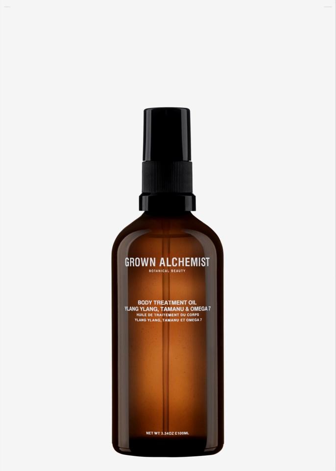 Body Treatment Oil 100ml