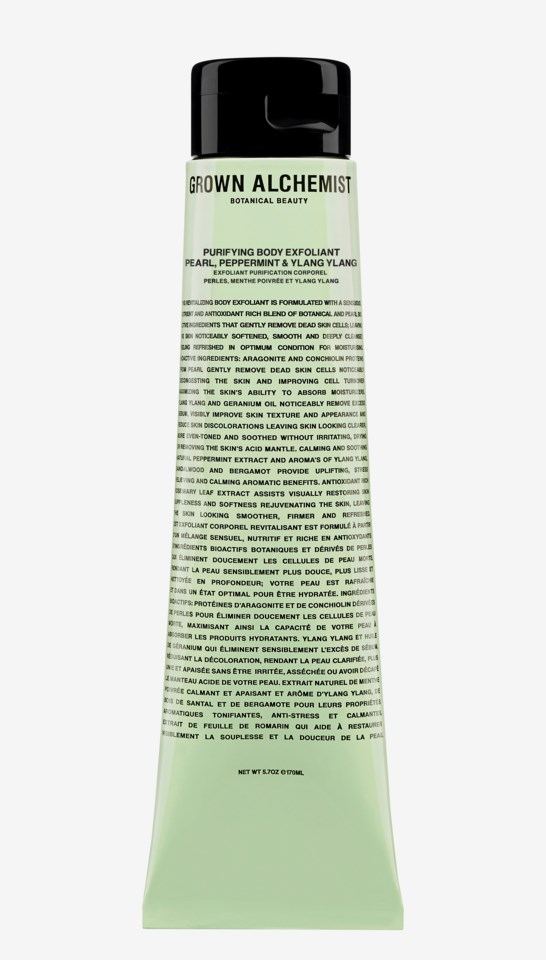 Purifying Body Exfoliant 170 ml