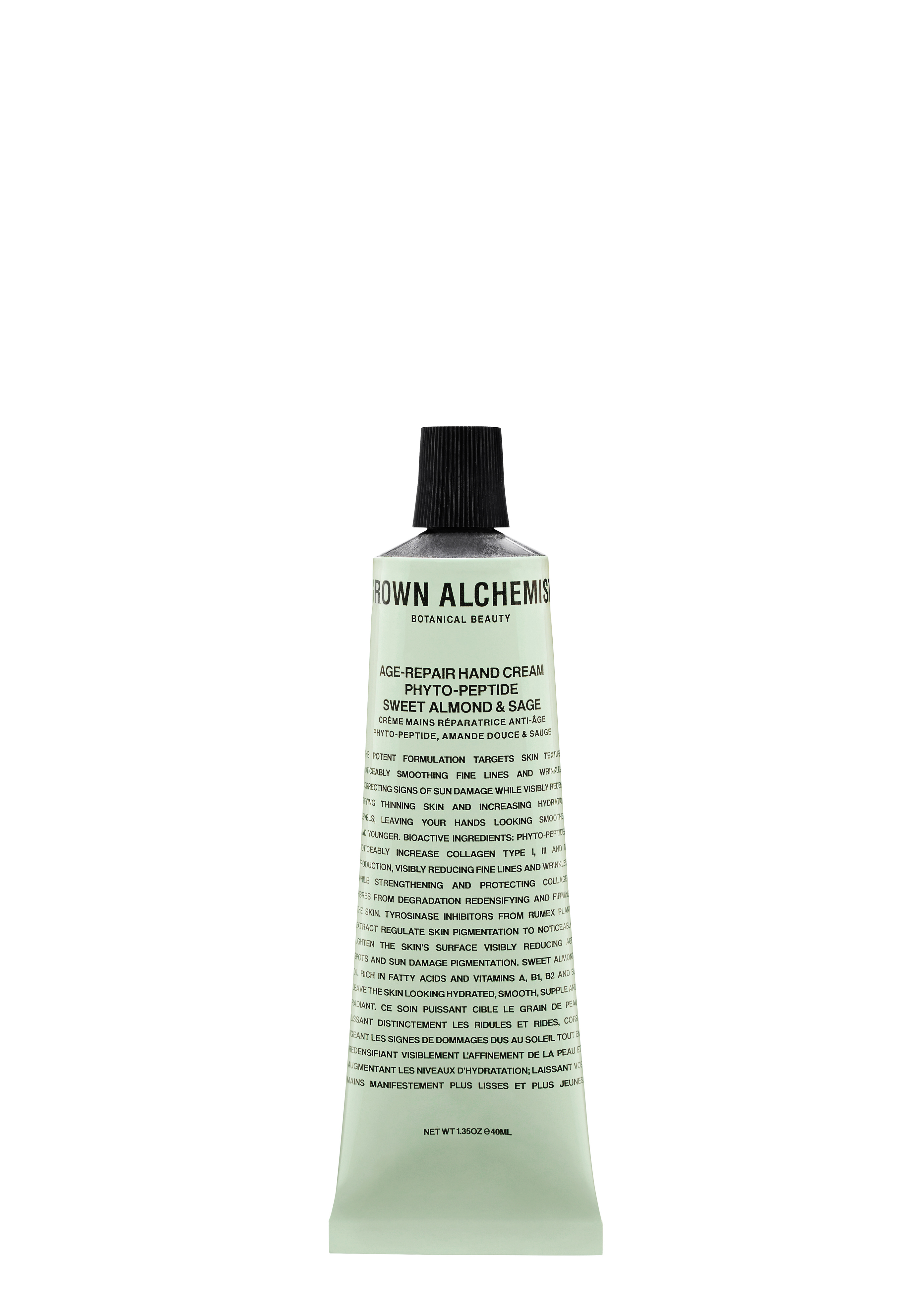 Age-Repair Phyto-Peptide & Sweet Almond Sage Hand Creme 40ml