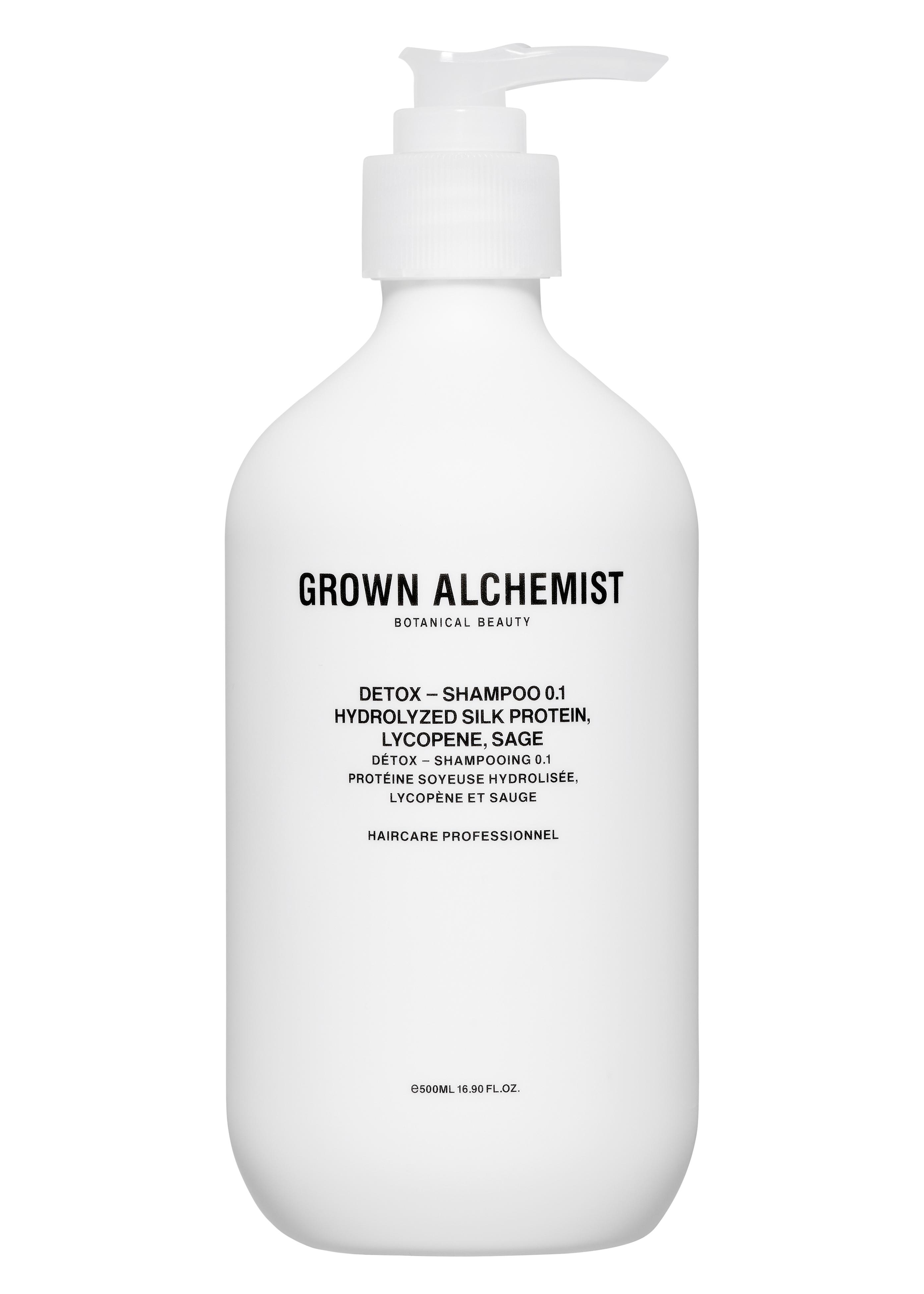 Detox Hair Shampoo