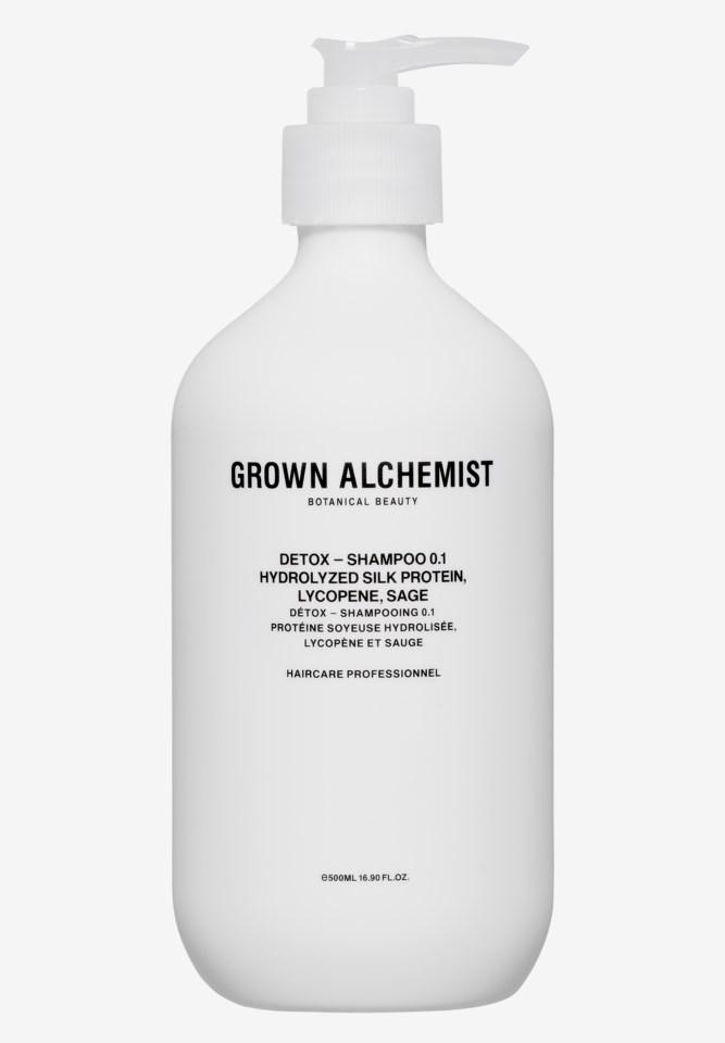 Detox Hair Shampoo 500ml