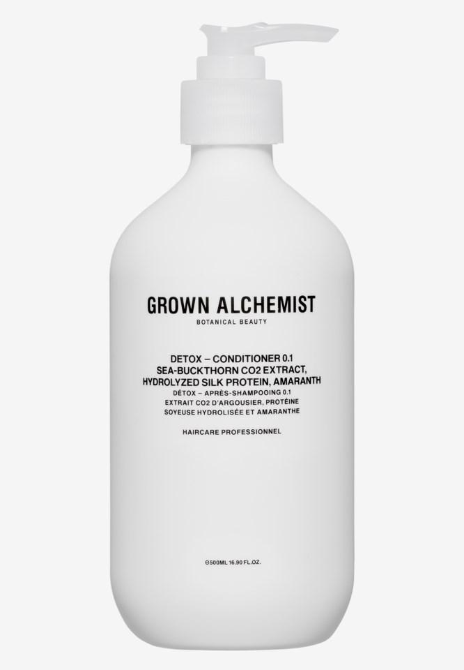 Detox Hair Conditioner 500ml