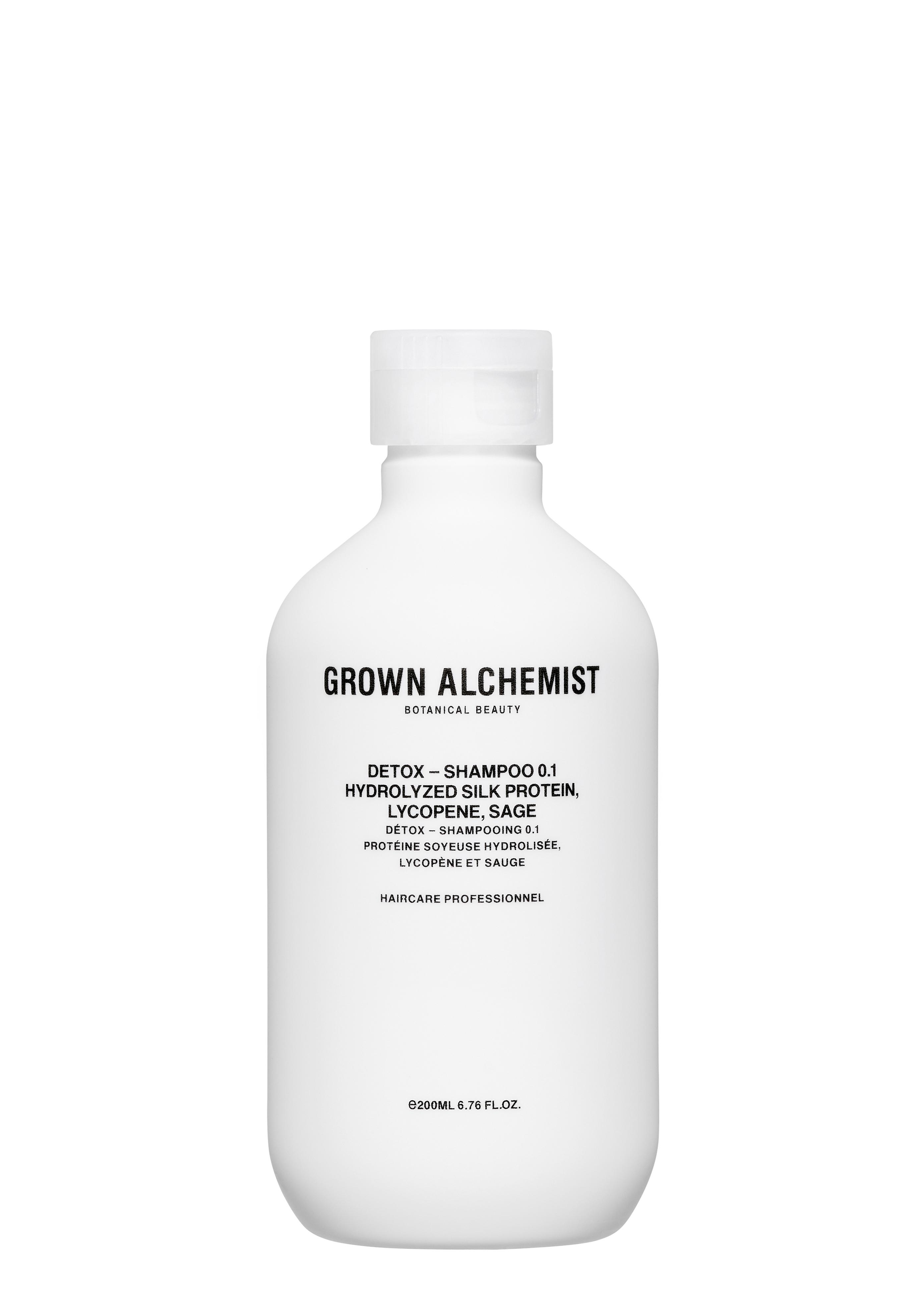 Detox Hair Shampoo 200ml