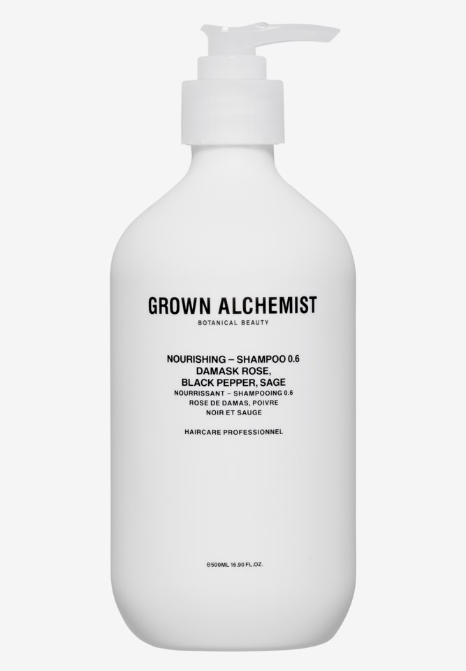 Nourishing Hair Shampoo 500 ml