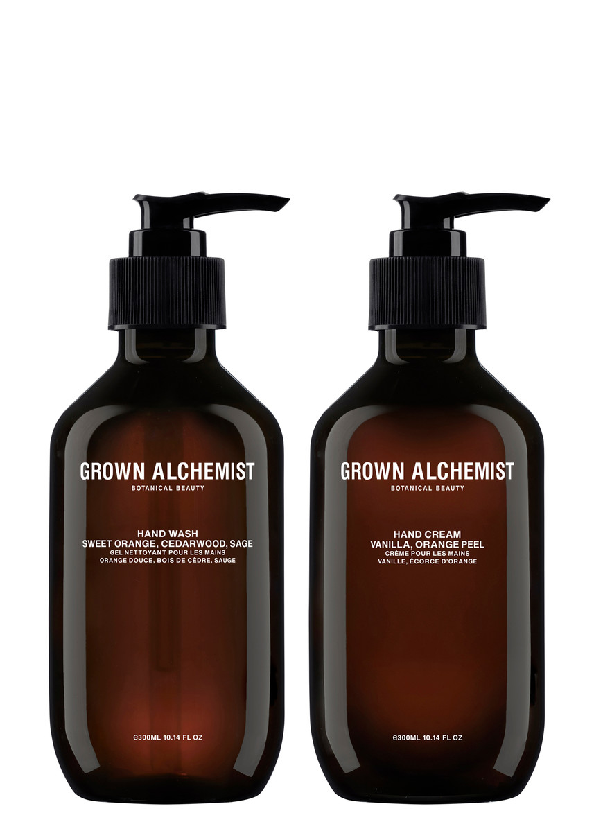 Hand Wash & Hand Cream Twin Set 600 ml