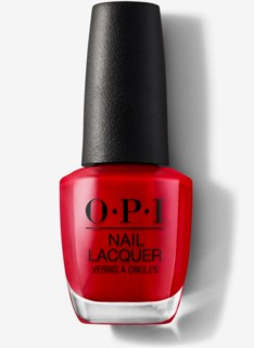Nail Lacquer Big Apple Red