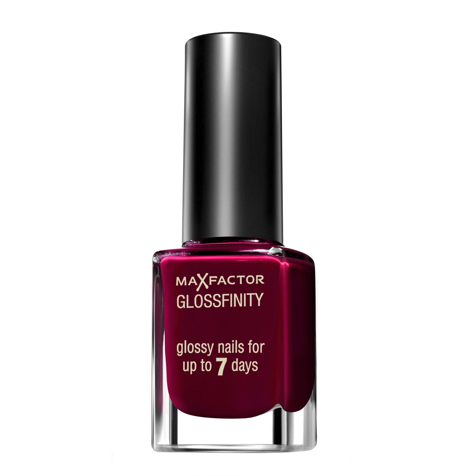Glossfinity Nail Polish 155 Burgundy Crush