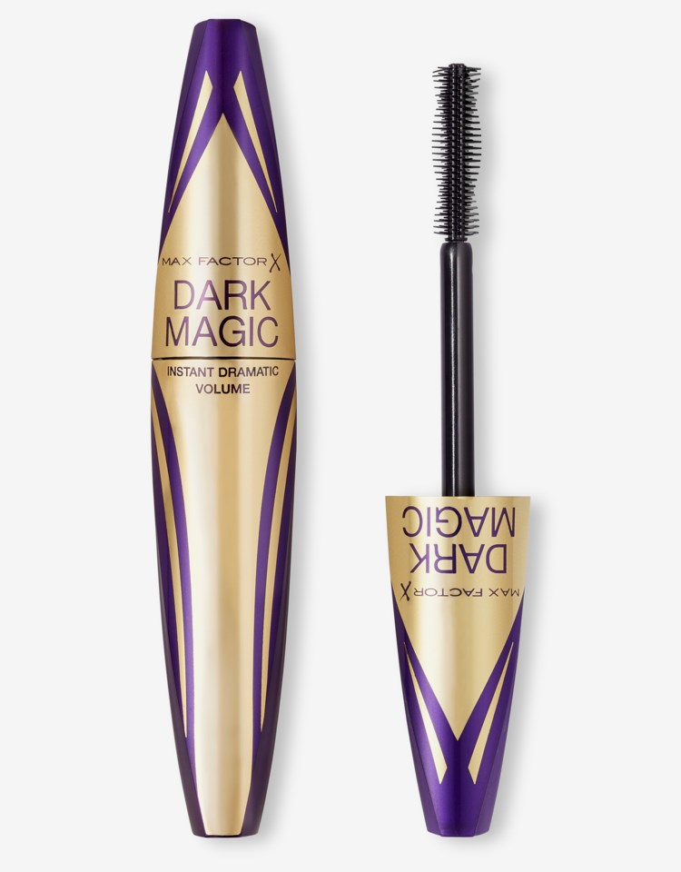 Dark Magic Mascara 1 Black