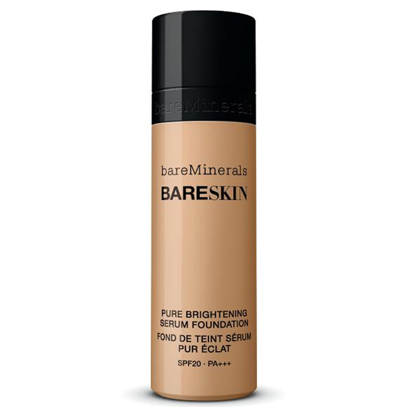 bareSkin Pure Brightening Serum Foundation 07 Bare Natural