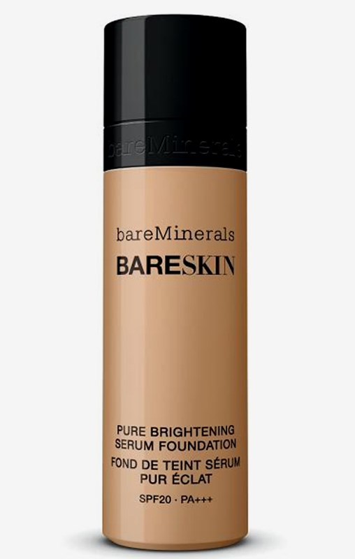bareSkin Pure Brightening Serum Foundation 15 Bare Honey
