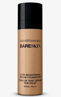 bareSkin Pure Brightening Serum Foundation 19 Bare Espresso