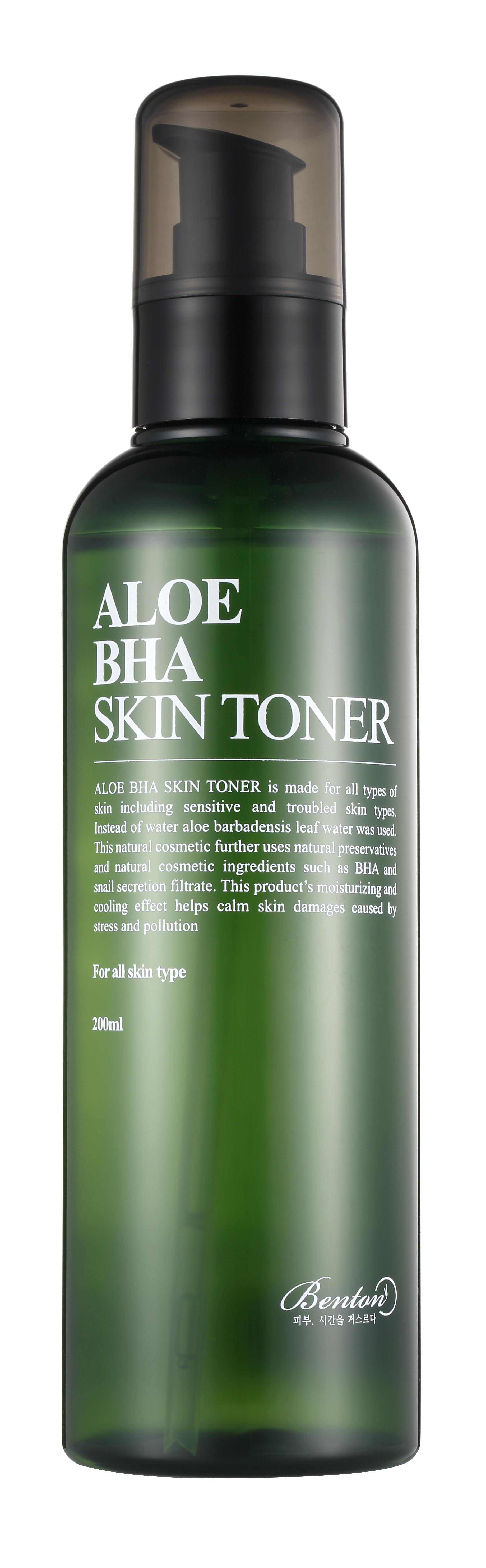 Bilde av Aloe Bha Skin Toner 200 Ml