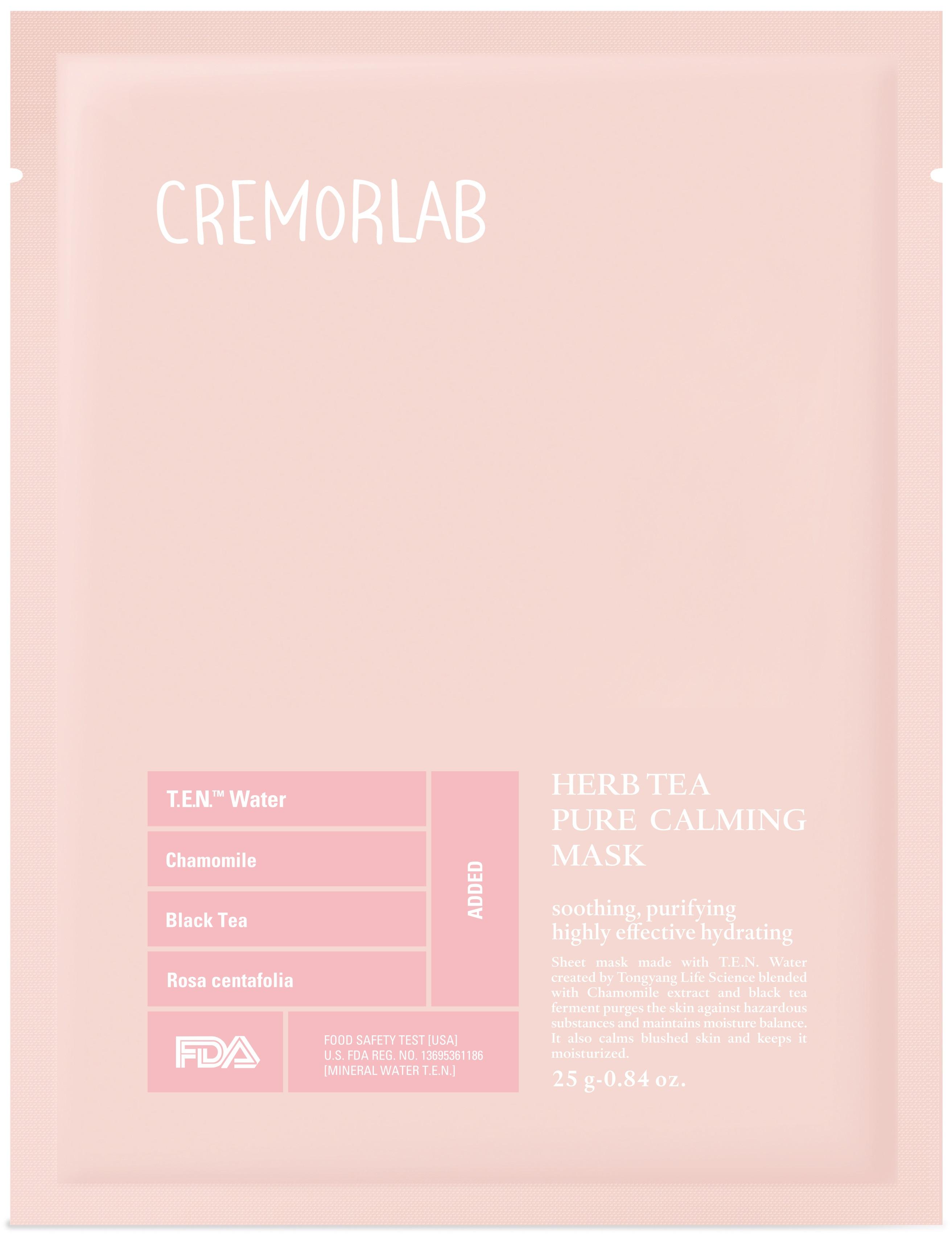 Herb Tea Pure Calming Mask 25ml