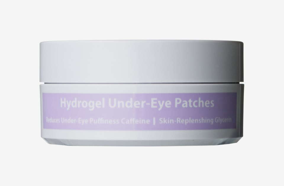 Rejuvinating Hydrogel Eye Patches