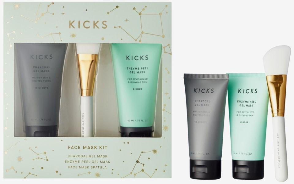 Face Mask Christmas Kit