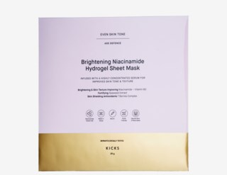 Brighthening Niacinamide Hydrogel Sheet Mask