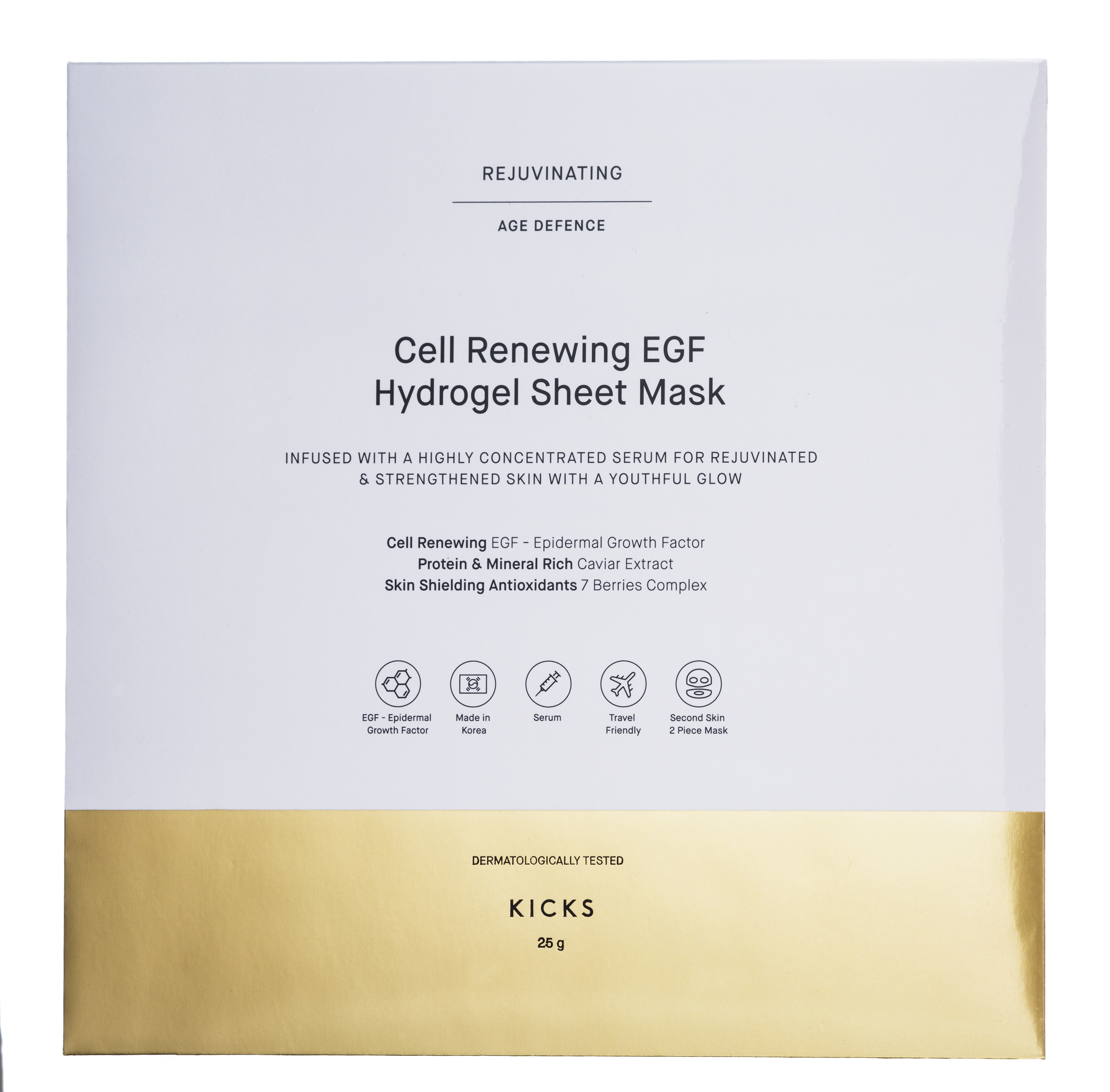 Cell Renewing EGF Hydrogel Sheet Mask