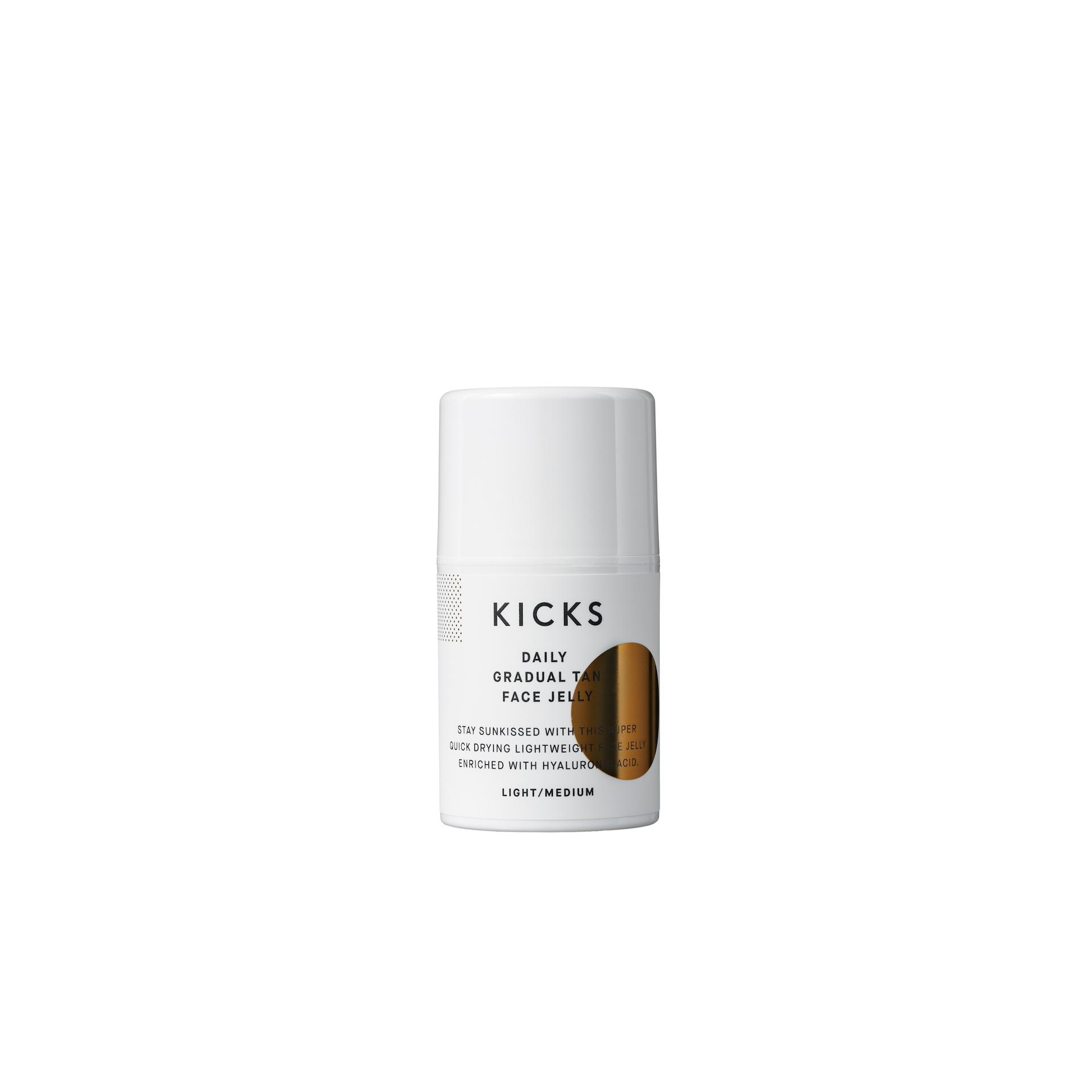 Daily Gradual Tan Quick-Drying Face Jelly Light/Medium, 50ml