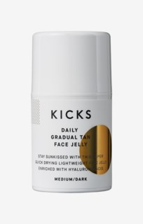 Daily Gradual Tan Quick-Drying Face Jelly Medium/Dark, 50 ml