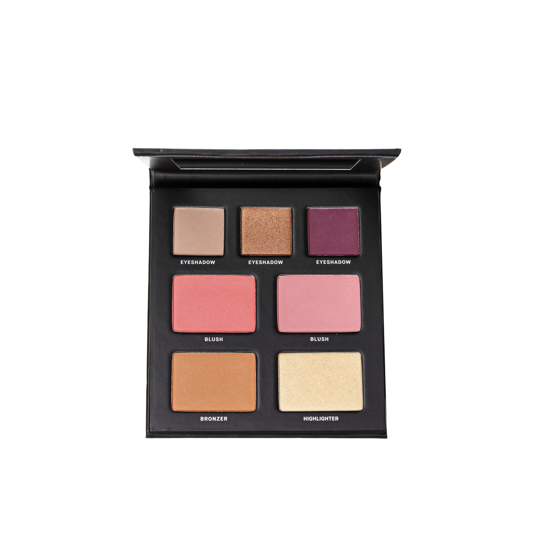 Limited Edition  Velvet Face Palette